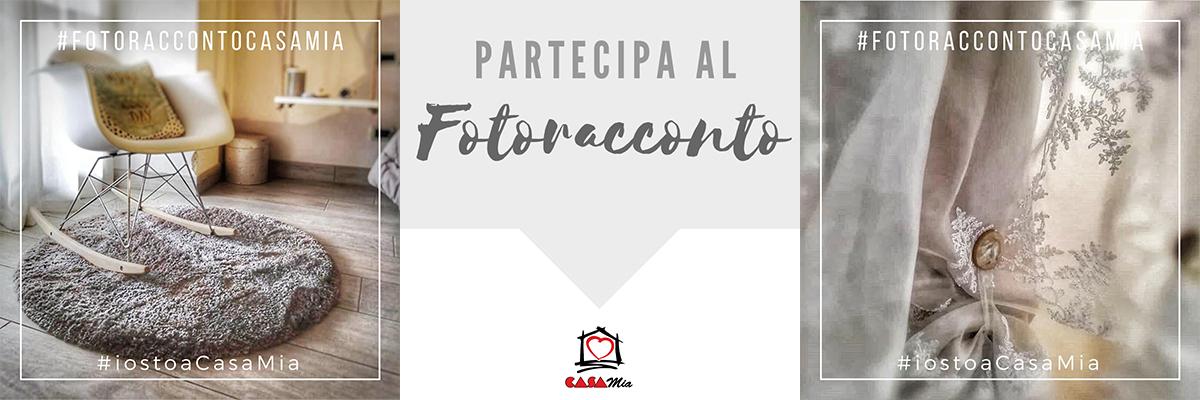 Copertina Fotoracconto Fotoraccontocasamia CasaMia Foto