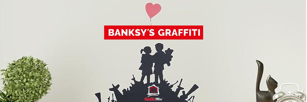 Copertina Banksy